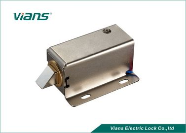 Stainless Steel Small Electric Cabinet Lock for File Cabinet / Display Cabinet