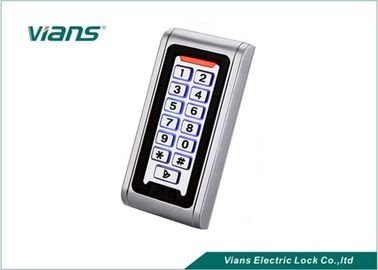 Waterproof Standalone Access Control Keypad With Light 5-15CM Reading RFID EM Card